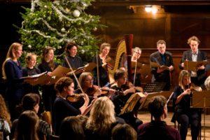 foto Harald van Eck. koor De Stemming concerten 15 en 16 december Amsterdam en Weesp