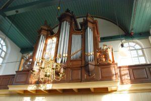 orgel kerk Ransdorp