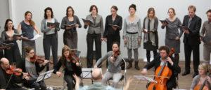Koor De Stemming met orkest
