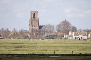 Kerk en dorp Ransdorp